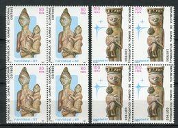Guinea Ecuatorial 1987. Edifil 96-97 X 4 ** MNH. - Äquatorial-Guinea