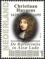 HUYGENS, Chr. - Dutch Astronomer, Mathematician And Physicist - Probability, Mathematics, Maths - Individual Stamp - Wissenschaften