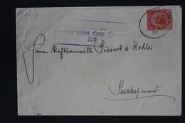 South African Occupation Of S.W. Africa Forerunner  13-6-16 Windhoek Altered German Cancel  Censored -> Swakopmunt Signe - Südafrika (...-1961)