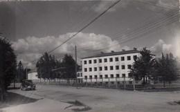 RIIHIMAKI-FINLANDIA-YHTEISLYSEO-CARTOLINA VERA FOTOGRAFIA-VIAGGIATA IL 3-3-1953 - Finlandia