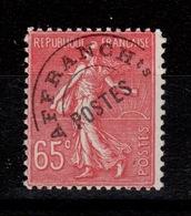 Preoblitere - YV 48 N** Semeuse Cote 15 Euros - 1893-1947