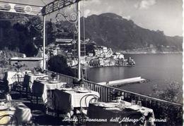 Amalfi - Panorama Dall'albergo S.caterina - Formato Grande Non Viaggiata – E 13 - Salerno