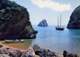Palinuro - Spiaggia Buondormire - Formato Grande Viaggiata – E 13 - Salerno