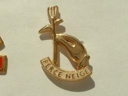 PIN'S PERCE NEIGE - FLEUR - Associations