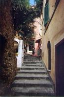 Positano - Angolo Caratteristico - Formato Grande Viaggiata – E 13 - Salerno