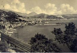 Salerno - Panorama - Formato Grande Viaggiata – E 13 - Salerno