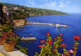 Sorrento - Il Porto - Formato Grande Viaggiata – E 13 - Salerno