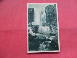 Oxararfoss Waterfal   Ref    3554 - Iceland