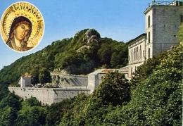 Santuario Di Montevergine - Avellino - Formato Grande Viaggiata – E 13 - Avellino