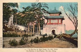 Pékin - Le Pavillon Du Beau Temps , Pei-Hai - China