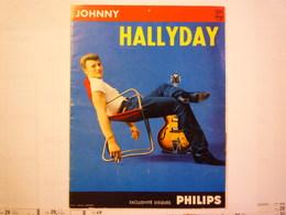 """GP 2019 - 1931  REVUE  """" Johnny  HALLYDAY """"   XXX - Non Classés"""