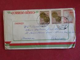 India Portuguesa Lettre Goa-Enviado De Instituto S.Pio X Velha Goa  Para Portugal 1961 - India