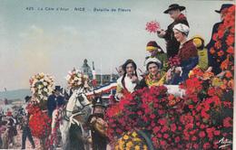 NICE  - Bataille De Fleurs - Mercadillos
