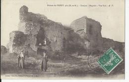Ruines De Preny .     Animation - Autres Communes