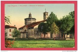 CPA (Réf : W 314) Lago Maggiore PALLANZA (ITALIE) Madonna Di Campagna - Verbania