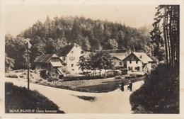 SWITZERLAND-SCHWEIZ-SUISSE-SVIZZERA-MOULIN NEUF-CARTOLINA VIAGGIATA IL 20-8-1932 - JU Jura