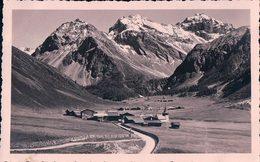 Sertig - Dörfli Bei Davos + Cachet DAVOS-DORF (12.8.37) - GR Graubünden
