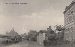 NYLEN (Nijlen) - Bevelsche Steenweg - Mooie Animatie - Boerenleven - 1909 - Nijlen