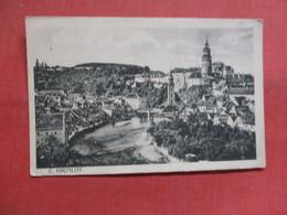 Krumlov  Czech Republic     Ref    3554 - Czech Republic