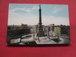 Soldiers & Sailors Monument    Indiana > Indianapolis-  Ref    3554 - Indianapolis