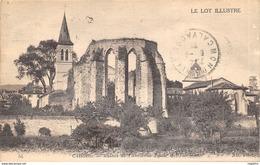 46-CAHORS-N°2404-E/0341 - Cahors