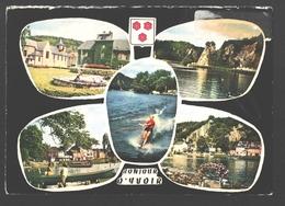 Yvoir - Bonjour D'Yvoir - Carte Multivues - Waterski - Yvoir