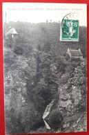 Environs De LAPLEAU   Ruines De Saint Pantaleon   La Cascade - Autres Communes