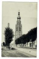 Hoogstraten  FOTOKAART  MOEDERKAART Van De Uitgifte Van Hamers N° 1 Toren Der St Katharina - Hoogstraten