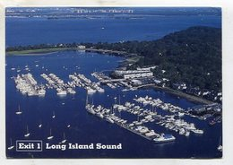 USA - AK 359933 New York - Long Island Sound - Long Island