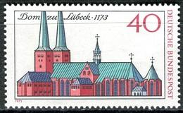BRD - Mi 779 - ** Postfrisch (A) - 40Pf                   800 Jahre Dom Zu Lübeck - [7] Repubblica Federale