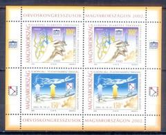 D171- Hungary 2002 European Diabetes Association Congress & Arm And Shoulder Surgeons Congress. - Guinea (1958-...)