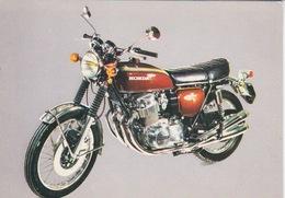MOTOS - MOTOCYCLETTE  - MOTO HONDA CB 750 - PUISSANCE 90 CV A 8000T/MN VITESSE POINTE 200 KM/H - Moto
