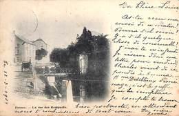 Fosses - La Rue Des Remparts (1901, Animée) - Fosses-la-Ville