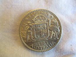 Australie: 1 Florin 1963 - Florin