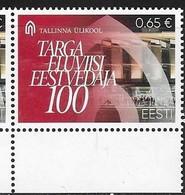 ESTONIA , 2019, MNH,EDUCATION, TALLINN UNIVERSITY,1v - Stamps