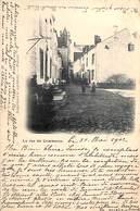 Fosses - La Rue Du Commerce (animée, 1902, Imprimerie Agricole) - Fosses-la-Ville