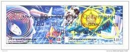 2014. Tajikistan, 80y Of Birth Anniv. Of Yu. Gagarin, 2v, Mint/** - Tadschikistan