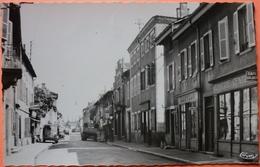 CARTE PONT DE VEYLE - 01 - LA GRANDE RUE -SCAN RECTO/VERSO - 7 - Autres Communes