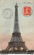 75-PARIS-LA TOUR EIFFEL-N°2409-D/0147 - Tour Eiffel
