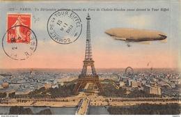 75-PARIS-LA TOUR EIFFEL-N°2409-D/0169 - Tour Eiffel