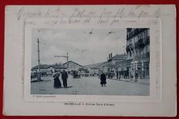 MARSEILLE  Entree Gare D'arenc   (rare) - Marseille