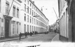 Malines - Mechelen -  Le Grand Séminaire (Albert Sugg, Animatie 1903) - Mechelen