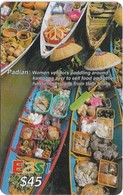 Brunei - DstCom - Easi - Padian Womens Market, Prepaid 45$, Used - Brunei