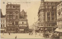 Oostende   *  La Place D'Armes Et La Rue Adolphe Buyl (Nels,13/28) - Oostende