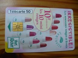 Phonecard France - Yves Rocher - France