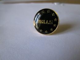 PIN'S   MILLS  ECHAFFAUDAGE - Trademarks