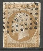 FRANCE - Oblitération Petits Chiffres LP 1714 LIBOURNE (Gironde) - Marcofilie (losse Zegels)