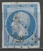 FRANCE - Oblitération Petits Chiffres LP 1728 LILLEBONNE (Seine-Maritime) - Marcofilie (losse Zegels)