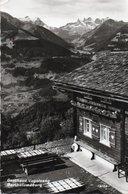 GASTHAUS VOGELSANG-BARTHOLOMABERG-REAL PHOTO  VIAGGIATA 1951 - Bludenz