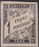 Colonies        .   Yvert   .   Taxe 12        .    (*)      .    Pas De Gomme    .  /   .   No Gum - Segnatasse